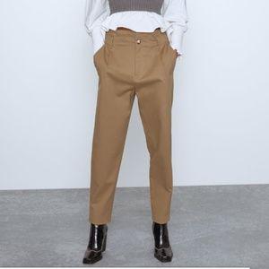 Zara Pants - Zara Fall Linen Small Pants